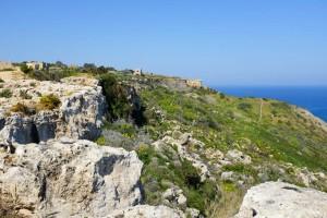 Gozo à quelques kilomètres de Malte