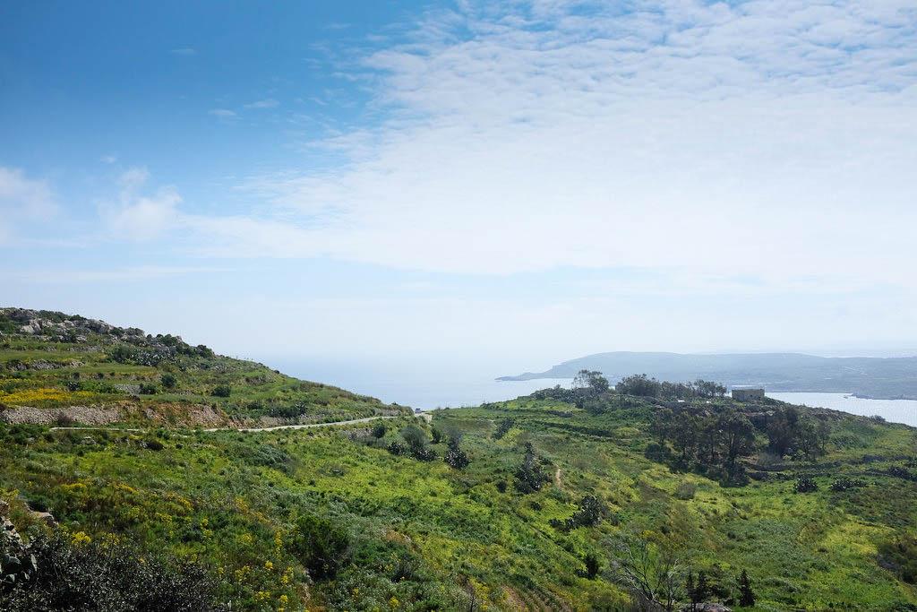Gozo paysages