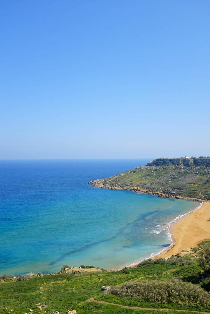 Gozo Ramla Bay