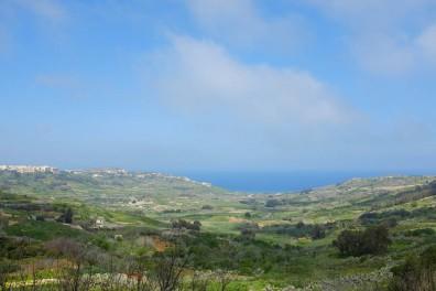 Gozo est une île calme et verte