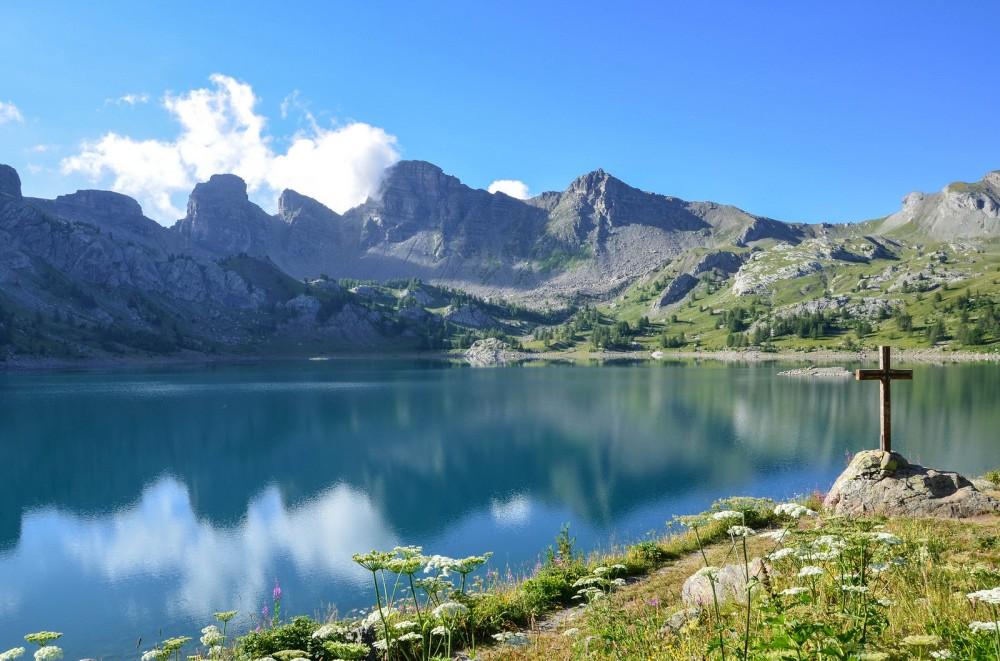 Lac d Allos