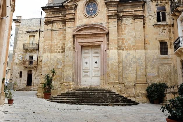 L'église de Vittoriosa