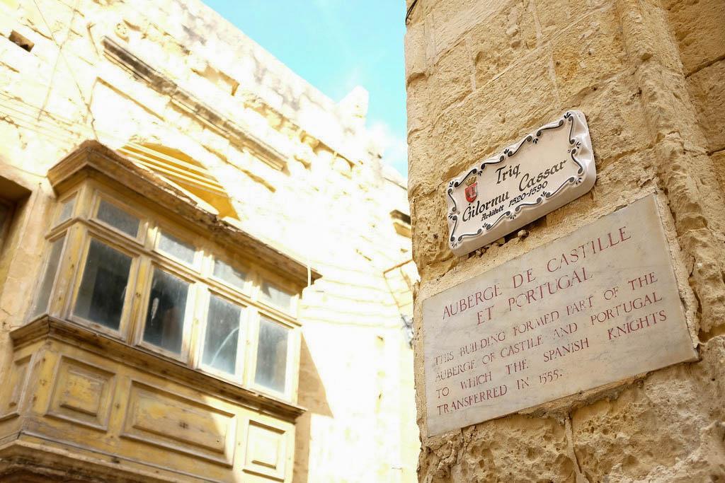 Malta Birgu Vittoriosa