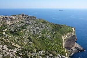 Dingli Cliffs, les célèbres falaises de Malte