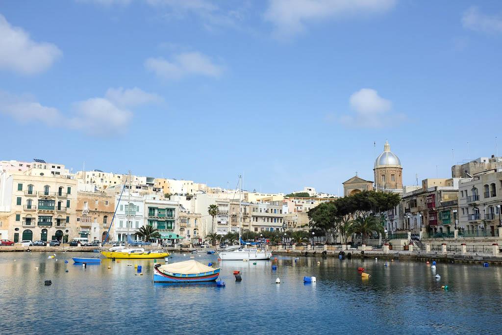 Malta Kalkara bay