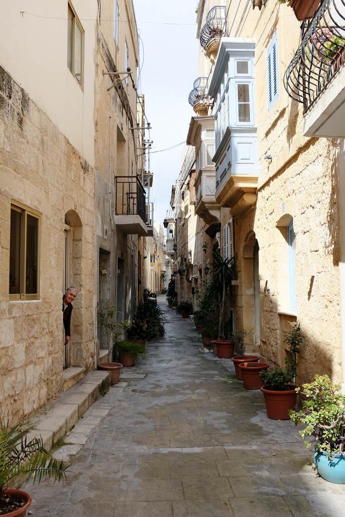 Malta Rabat street