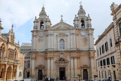 La cathédrale de Mdina