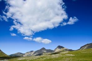 Les Alpes du sud et le parc du Mercantour
