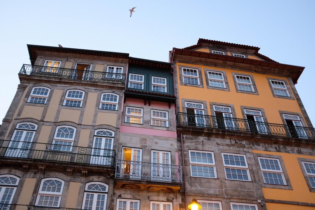 Porto bairro Ribeira