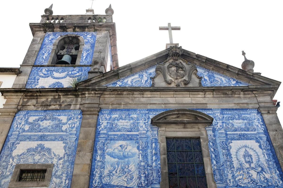 Porto chapelle des ames