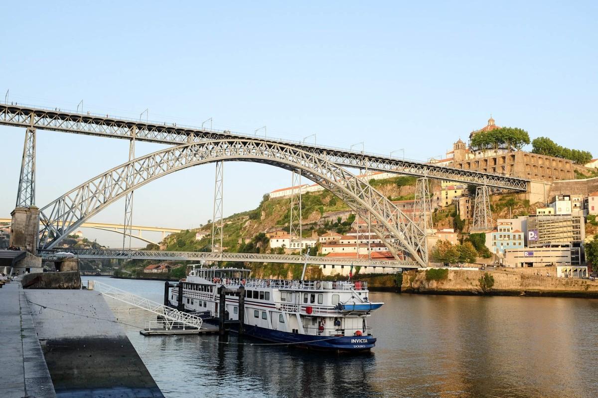 Porto Douro bateau