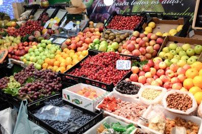 Le marché de Bolhão est connu pour ses produits frais de qualité