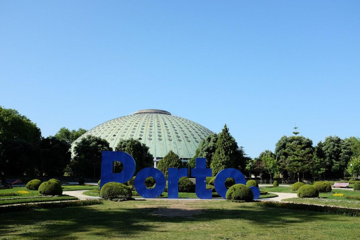 Porto Palacio de cristal