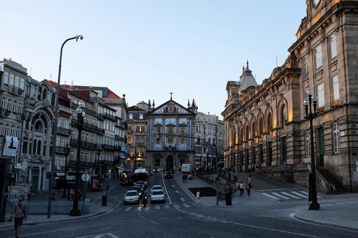 Porto quartier gare