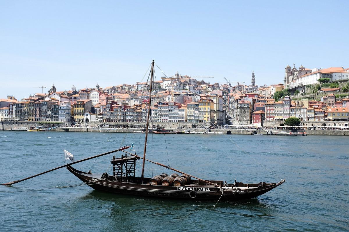 Porto Ribeira Vila Nova de Gaia