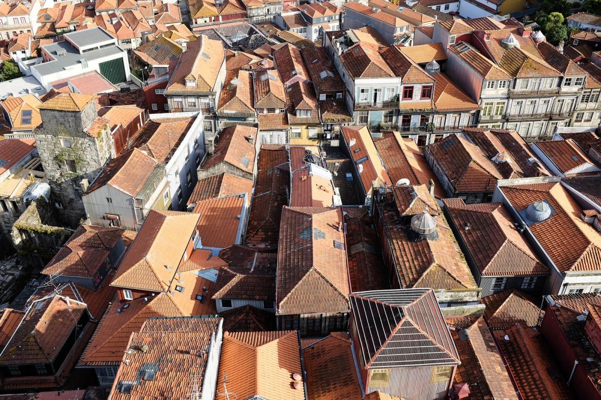 Porto tour des clercs panorama