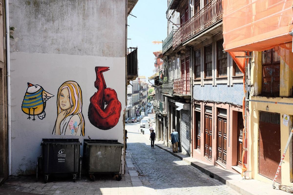 Porto vieille ville
