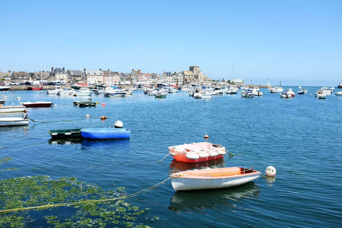 Barfleur plus beau village de France