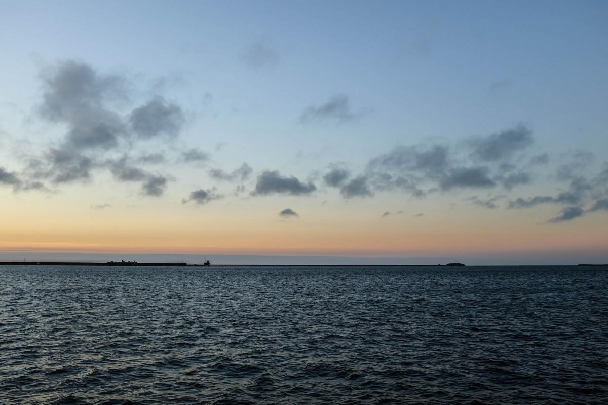 Cherbourg la rade