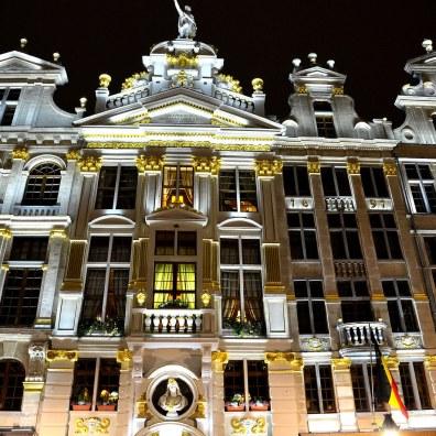 La Grand'Place de Bruxelles est l'une des plus belles places du monde avec son architecture magnifique