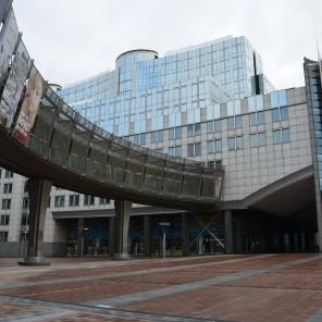 L'architecture fade et sans charme du quartier de l'Europe de Bruxelles