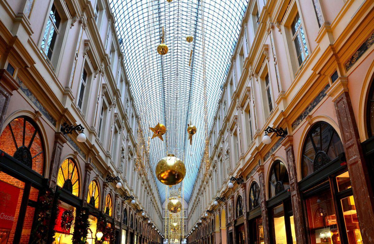 Bruxelles Galeries Royales Saint Hubert
