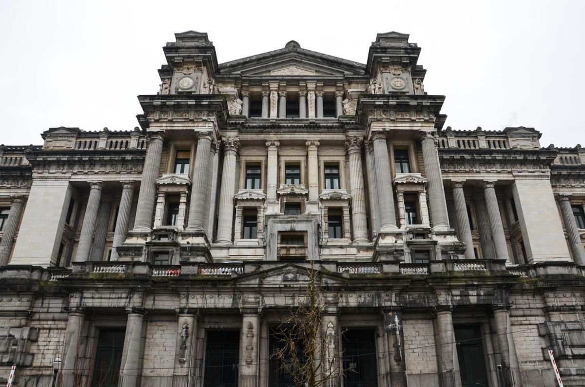 Bruxelles palais de justice