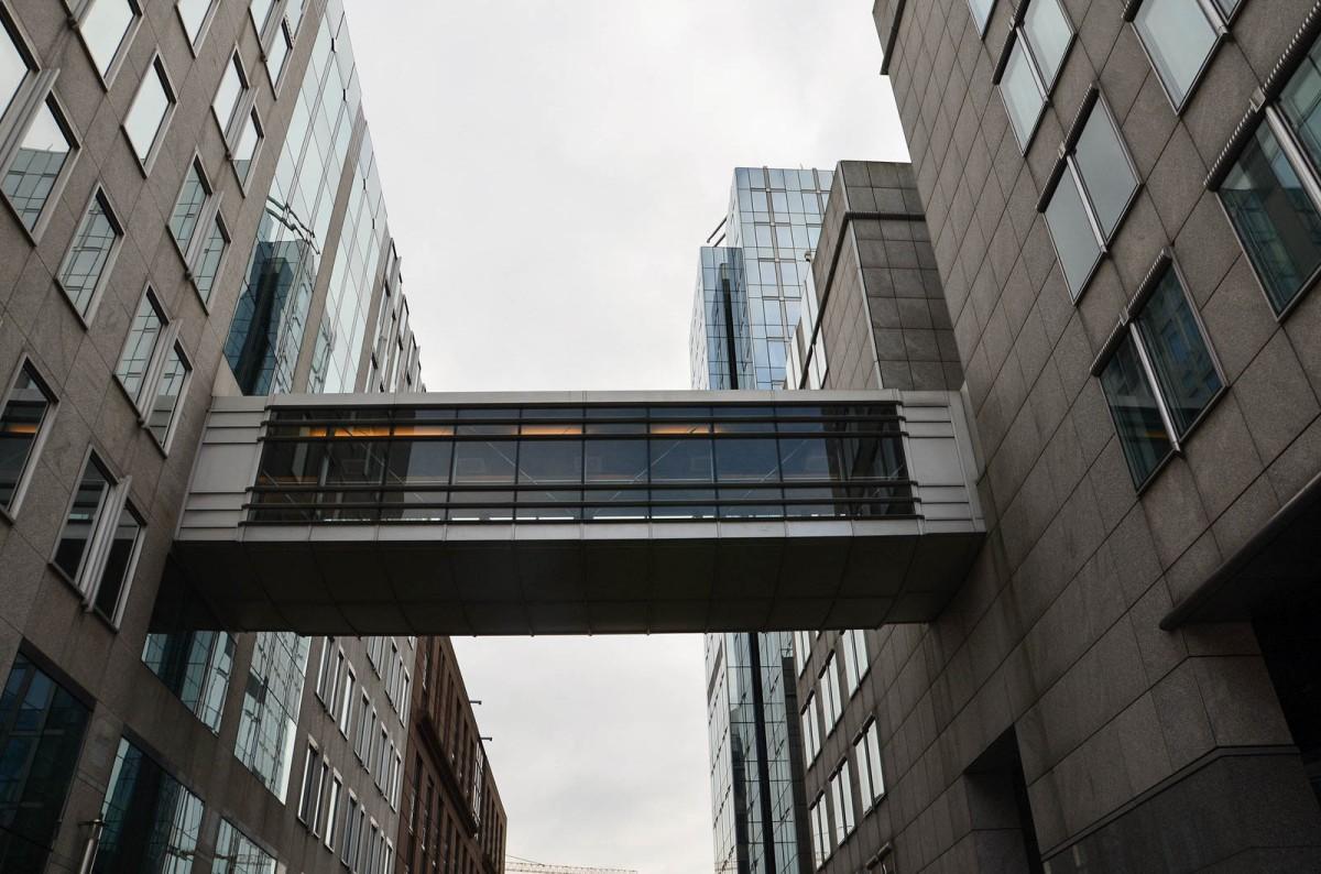 Bruxelles quartier europeen