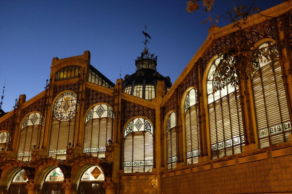 Mercat central de Valencia