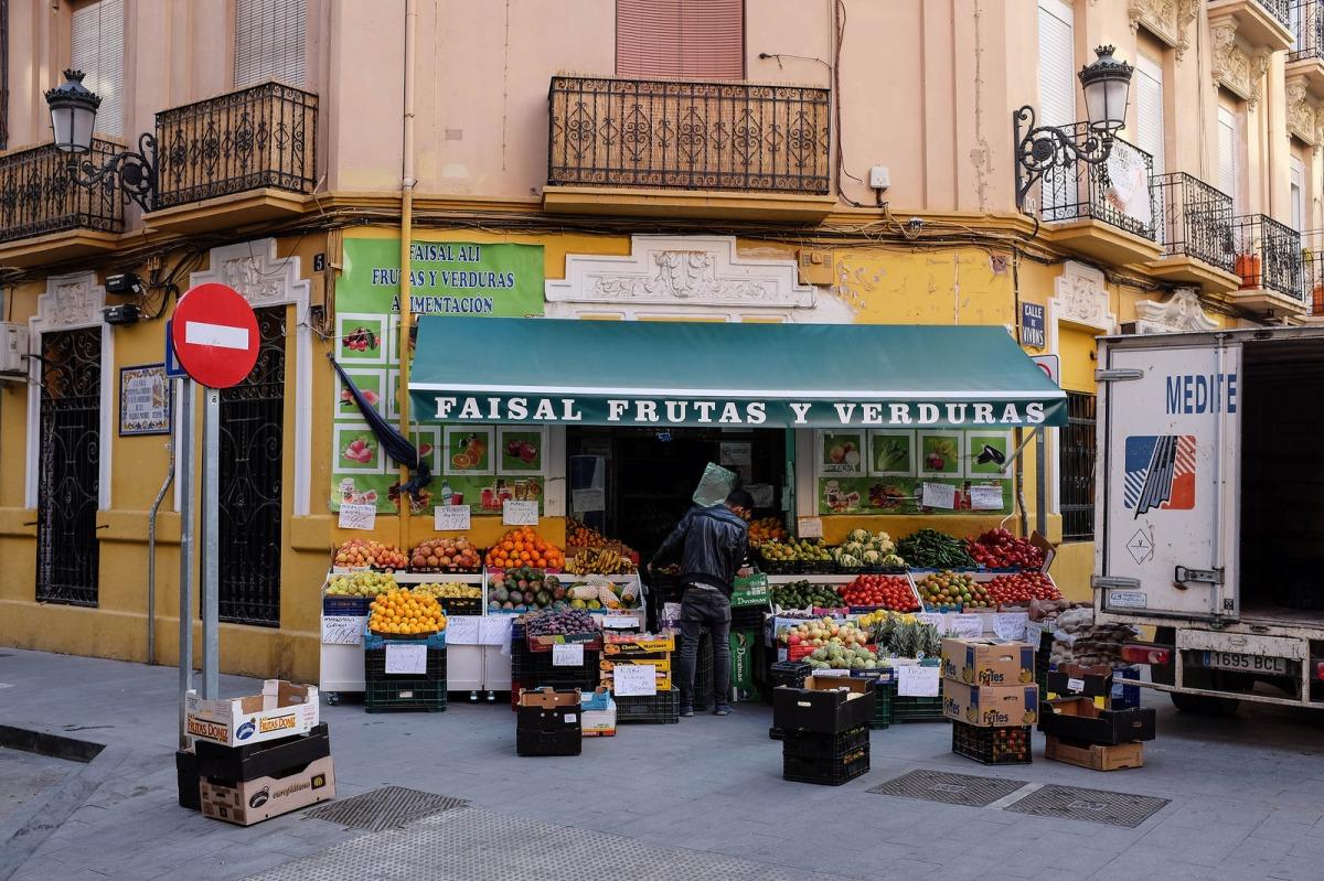 Valencia barrio Russafa