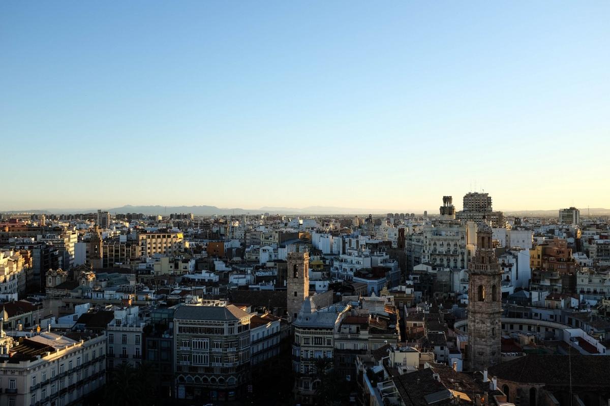 Valencia cityscape