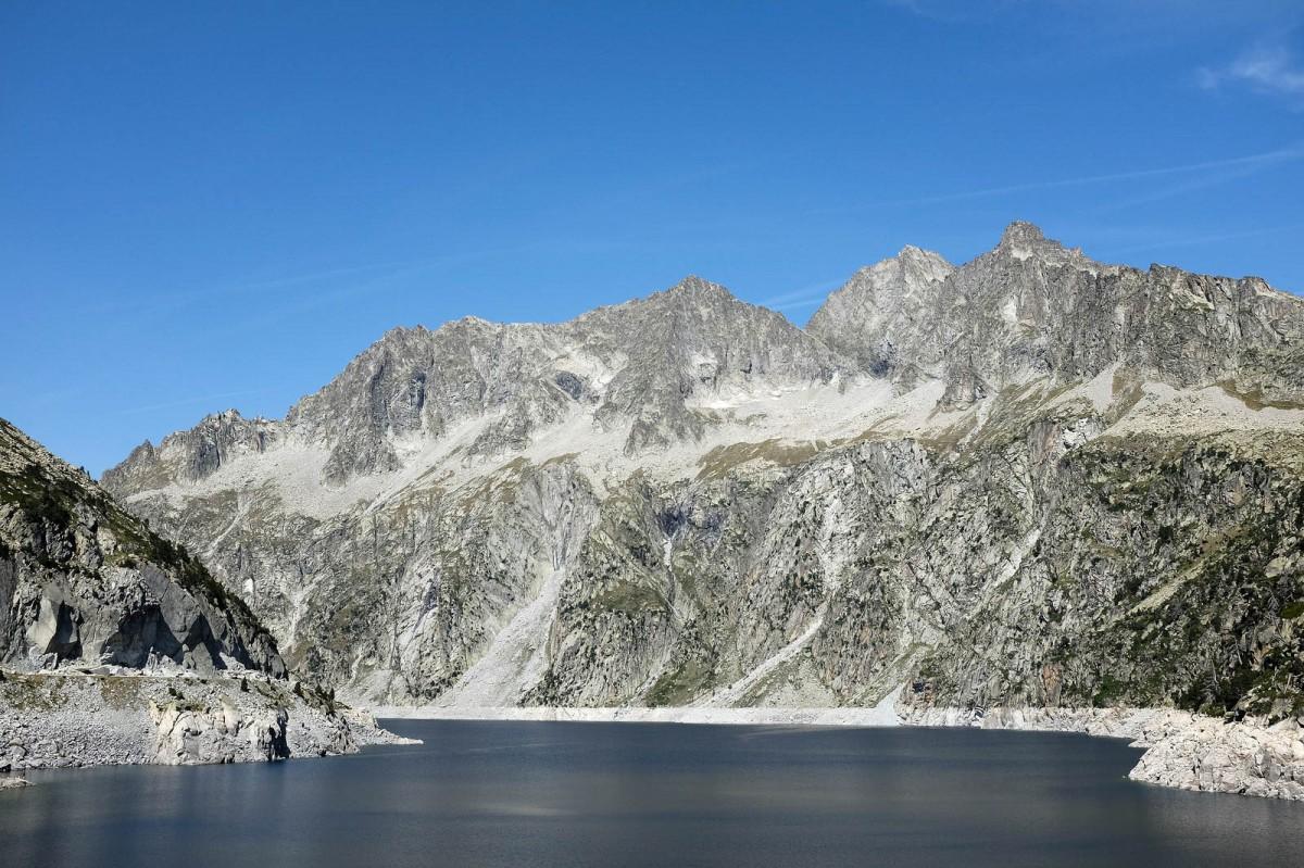 neouvielle lac cap de long