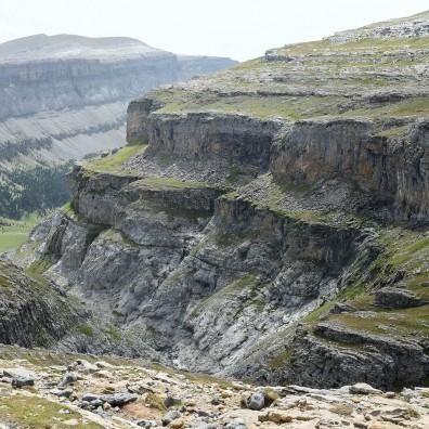 Le canyon d'Ordesa dans les Pyrénées espagnols
