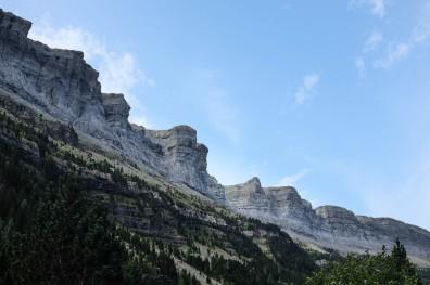 La vallée d'Ordesa et le cirque de Soaso