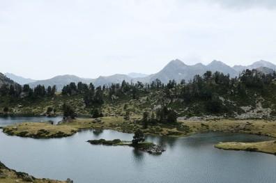 Le sublime lac du Milieu