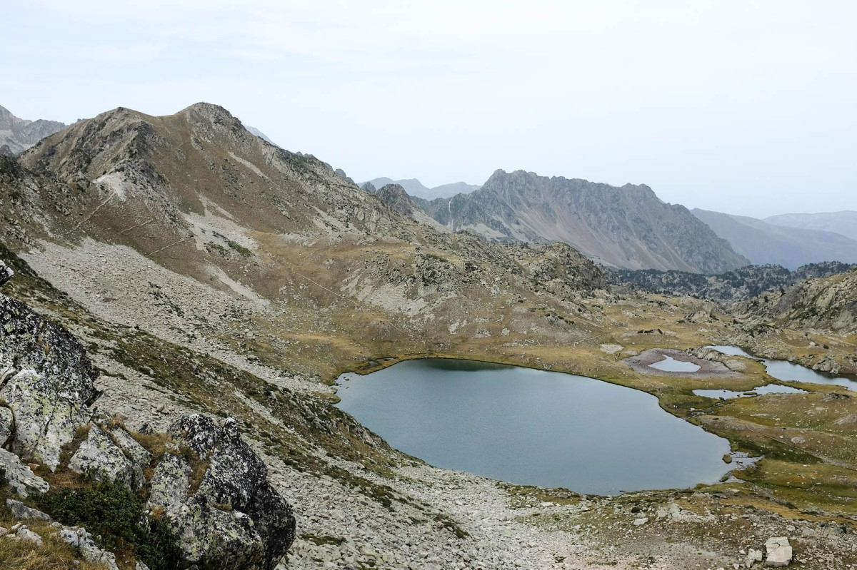 pyrenees lac