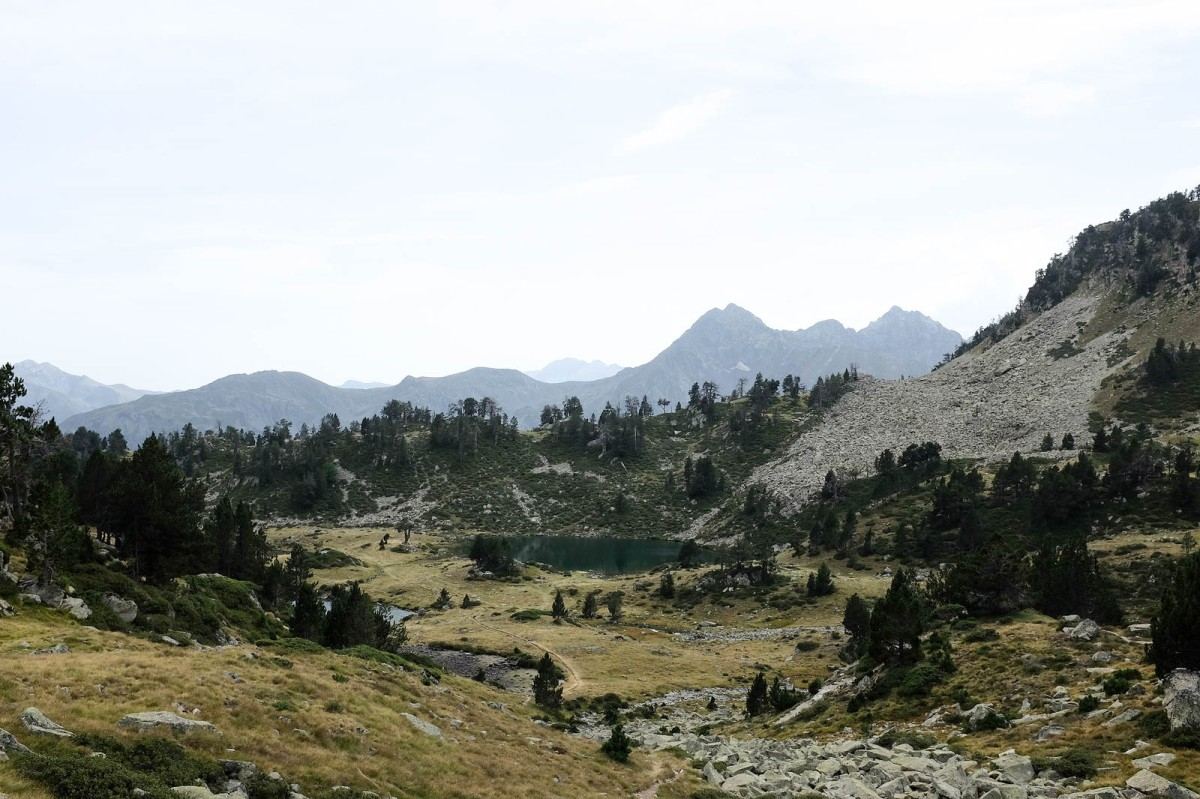 pyrenees vallee aure