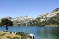 Le lac d'Aumar est un lac d'altitude dans les Pyrénées