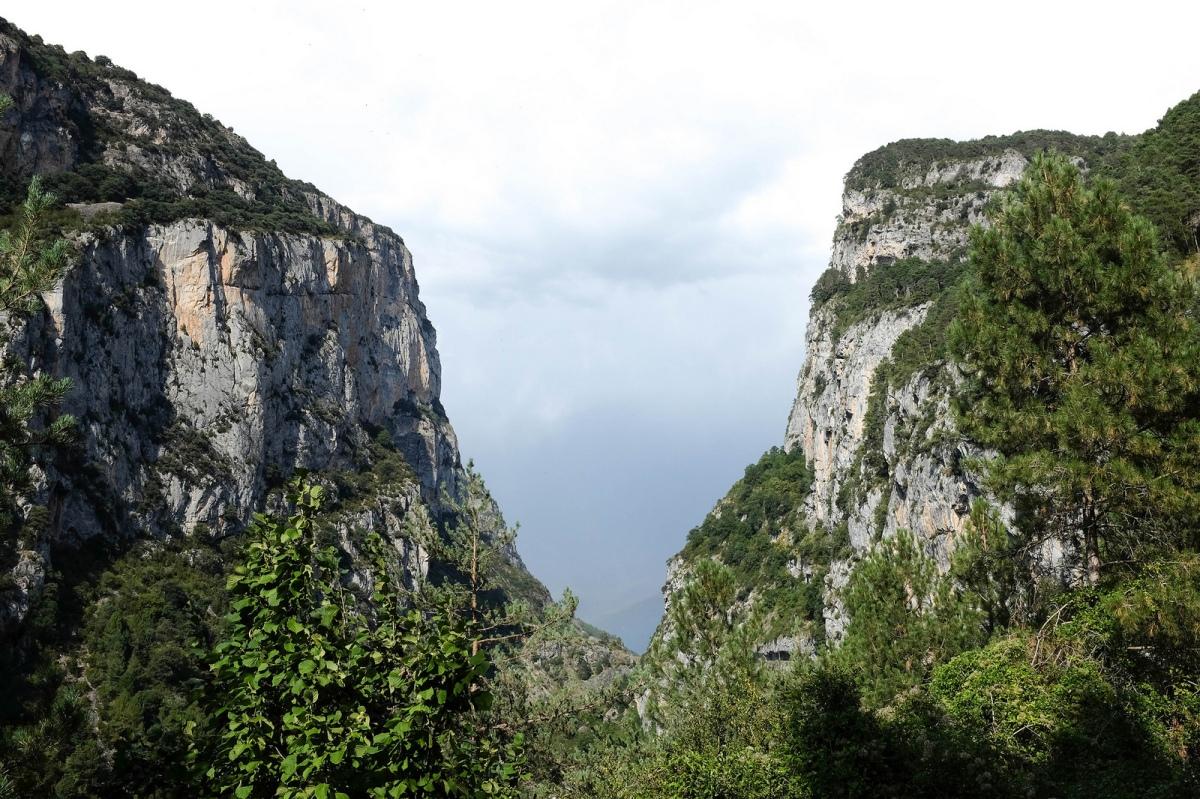 valle del rio Cinqueta