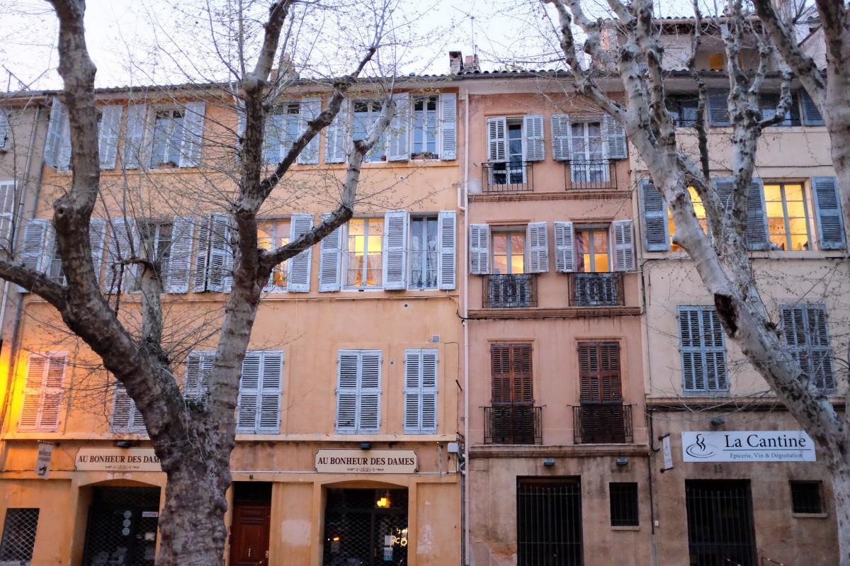 Aix en provence centre