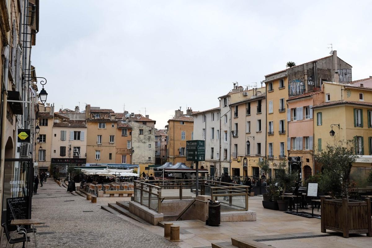 Aix provence forum cardeurs