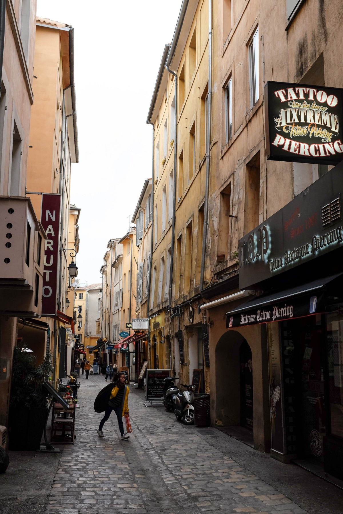 Aix provence ruelle