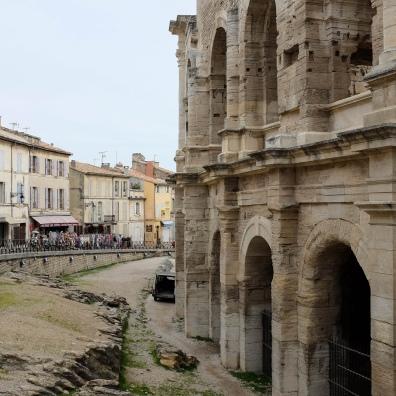 Arles et son amphithéâtre romain