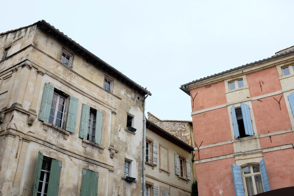 Arles buildings