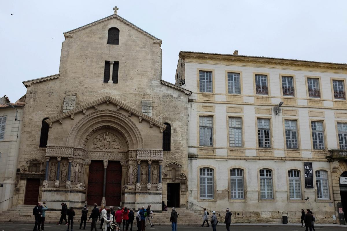 Arles cathedrale saint trophime