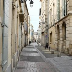 Une ruelle du centre historique
