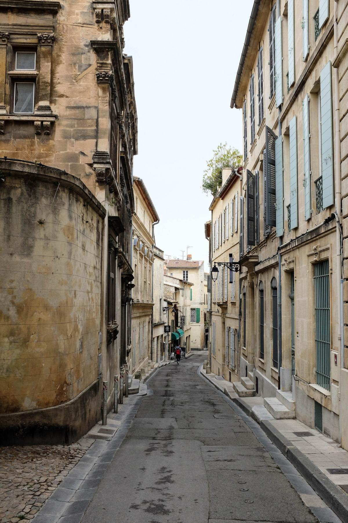 Arles rue centre