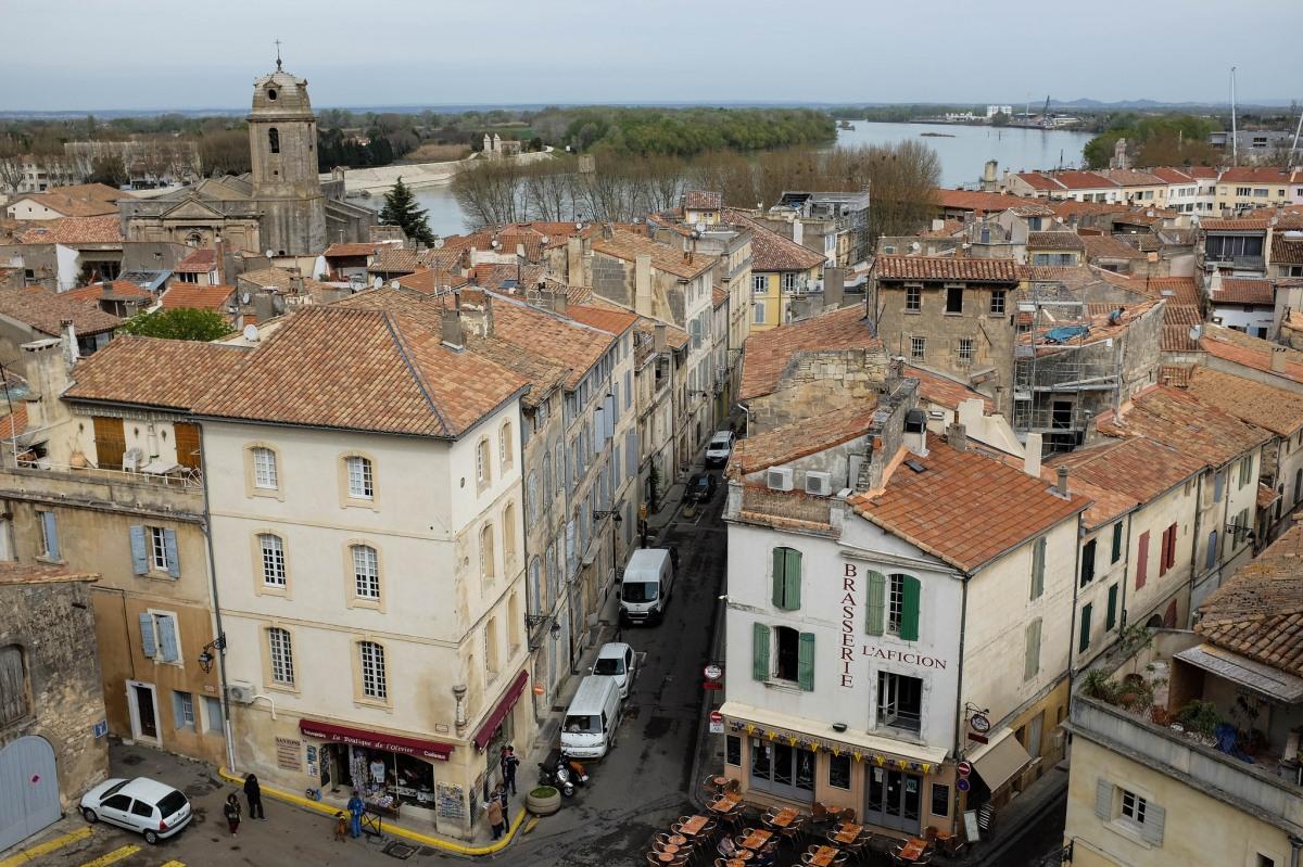 Arles vieille ville