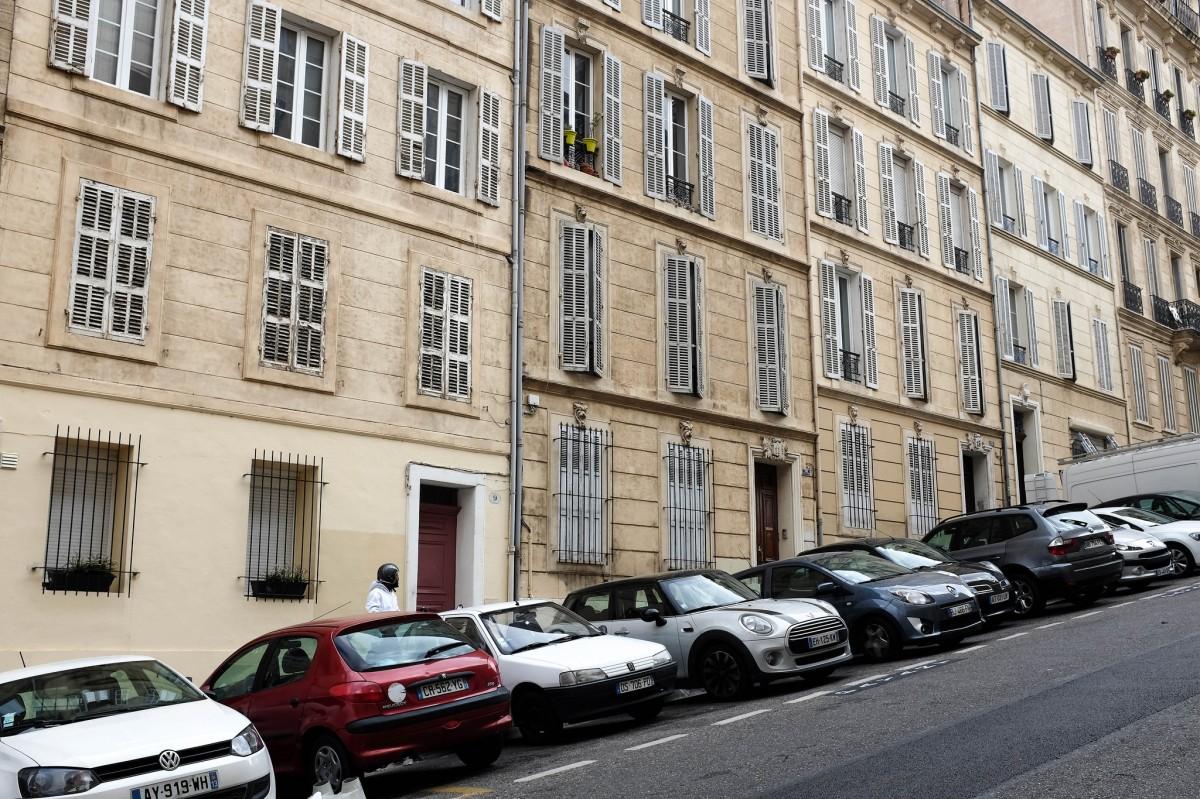 Marseille boulevard andre aune
