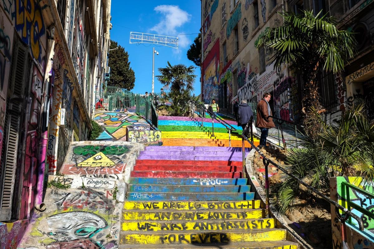 Marseille cours julien